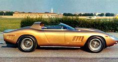1962 Ferrari 330 LM Fantuzzi Spyder