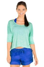 Pippa Top - just not sure about the colour Top Gifts, Workout Tops, Fitness Fashion, V Neck, Cute, How To Wear, Color, Clothes, Women