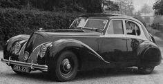 Bentley Corniche '1939