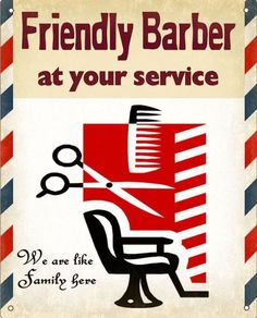 Friendly Barber