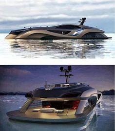 .Surge's private boat ???