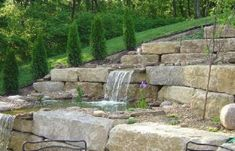 45+ Economic Pond Retaining Wall Ideas