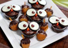 the Cotton Cupcake shoppe - Owl cupcakes