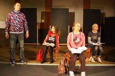 Theaterstuk Game Over, van Pro-Phaistos, zie http://www.pro-phaistos.nl/?page_id=25  De voorstelling duurt precies een lesuur.  Doelgroep: Voortgezet Onderwijs (klas 1 en 2)