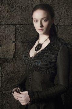 Game of Thrones Sansa Stark Sansa Stark #SansaStark #gameofthrones…
