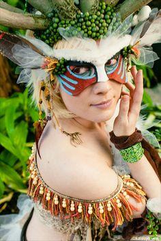 Katsucon '13 - The Great Forest Spirit (Deer Goddess)