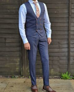This crisp slim fit number is dynamic and impressive. So should you need a suit that you can wear again and again and impress the team everytime, then try this suit. It's way too a great value for money for what it offers.
