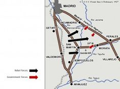 The Battle of Jarama, February 1937