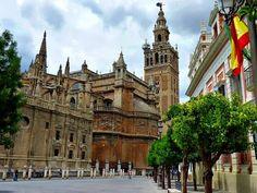 Sevilla - Giralda and Cathedral