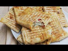 Beignets, International Recipes, Ramadan, Bagel, Hot Dogs, Brick, Sandwiches, Food And Drink, Snacks