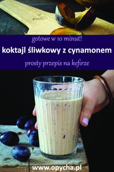 Kefir, Glass Of Milk, Pudding, Drinks, Fitness, Diet, Drinking, Beverages, Custard Pudding