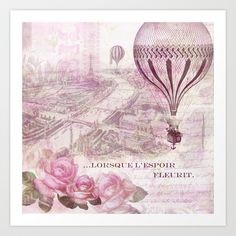 Buy Springtime in Paris II by Ivy Newport as a high quality Art Print. Worldwide shipping available at Society6.com. Just one of millions of products…