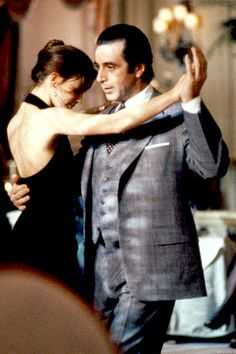 Al Pacino, (with Gabrielle Anwar), in Scent of a Woman (1992)