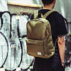 Herschel Supply: The Classic Backpack.