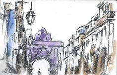 LISBOA. Portugal http://cuadernosdepintor.blogspot.com.es/