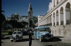 1960. Quito. Palacio de Carondelet.