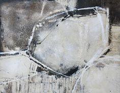 Renate Migas | o.T. - Mischtechnik auf Acryl-Malkarton - 50 cm x 64 cm