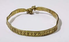 "Viking bracelet, ""Vale of York hoard"" ca. 9th-11th century A.D."