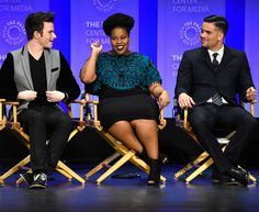 Lea Michele, Chris Colfer, and their Glee costars reminisced about their time at McKinley High School during Paleyfest 2015 -- read 25 fun facts!