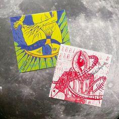 Verschönere dein Leben...oder dein Buch, Fahrrad, Plattenkoffer und was auch immer du bekleben willst..denn die neuen bettibobikepunk Sticker sind out now! Auf Anfrage oder per Brieftaube zu Bekommen.  #bettibobikepunk #Sticker #aufkleber #illustration #punk #garage #neogarage #music #cover #berlinstagram #dj #grafik #rocknroll