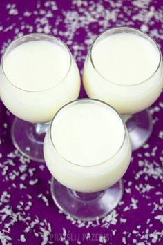 Nalewka kokosowa Smoothie Drinks, Smoothies, Malibu Drinks, Alcoholic Drinks, Beverages, Cocktails, Blue Curacao, Irish Cream, Party Drinks