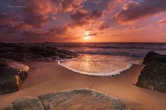 Sunrise by OsaLam  on 500px Long Hai