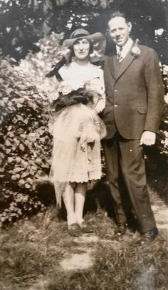Vintage Photo..Modern Bride..1920's Original Photo, Old Photo Snapshot…