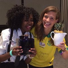 """Making #HaigClub #cocktails with the amazing Nthabee Mabaso of the #LearningForLife program during #worldclass2015 """