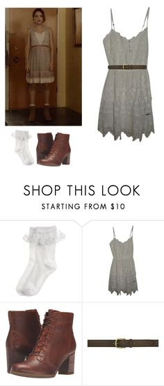 """""""Emma Decody - Bates Motel"""" by shadyannon ❤ liked on Polyvore featuring Monsoon, Abercrombie & Fitch, Timberland and A.P.C."""
