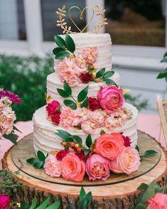 Idea pastel de boda.