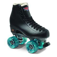 Sure-Grip Quad Roller Skates - FAME Motion (Boardwalk wheels) Black Roller Skates, Outdoor Roller Skates, Retro Roller Skates, Roller Skate Shoes, Roller Derby, Roller Skating, Skating Rink, Figure Skating Store, Skater Girl Outfits