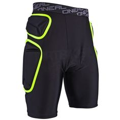 2016 ONeal Trail Shorts - Lime Black