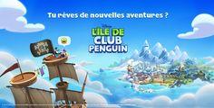Viens jouer ! | Club Penguin