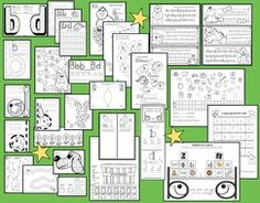 b & d Letter Reversal Activities: TONS of interesting and fun worksheets for practicing letters b & d. Games For Small Kids, Abc For Kids, Abc Worksheets, Reading Tutoring, Learning Sight Words, Alphabet Songs, Dysgraphia, Letter Activities, Letter Recognition
