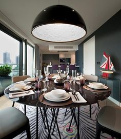 Leman Street Is A Residential Project Located In London, England.It Was  Completed By TG STUDIO In