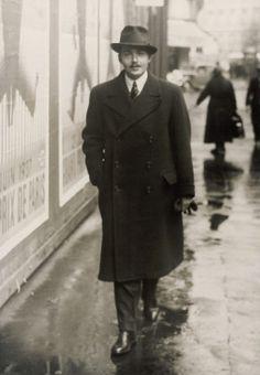 Otto von Habsburg in Paris, © IMAGNO/Austrian Archives (S)