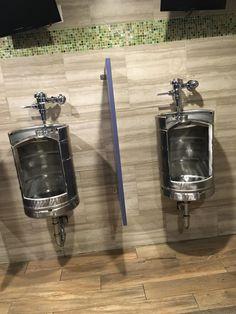 Found these cool keg urinals at a beach bar