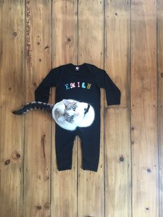 our cat Rocky loves our personalised black organic cotton baby grows:) Organic Baby, Organic Cotton, Baby Grows, Cool Girl, Kids Outfits, Cute Animals, Cat, Kids Clothing, Boys