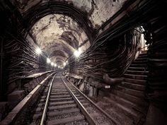 Abandoned Tunnels Metro