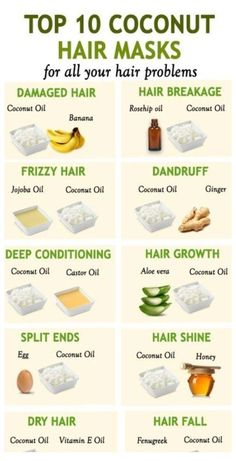 natural hair care men