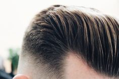 Natural light hitting some steady comb lines on mr @mattjamesgeorge ✨⠀ ⠀ Whether you style your hair neat like this, or a little more rough, it's important to comb styling product through your hair. ⠀ ⠀ Combing product through your hair means it's far more likely to do a good job, and stay in the style you intended.👌🏼⠀ ⠀  For more grooming tips, or to shop our product, hit the link in our bio.⠀ ⠀ 🖤 @calibregrooming Hair Meaning, Men's Grooming, Good Job, Natural Light, Your Hair, Your Style, Link, Shop, Store