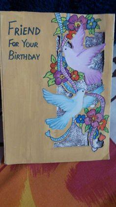 Birthday Card..