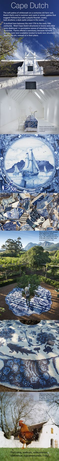 NUWE  CAPE DUTCH BLOG FEB 2014