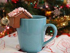 Minimize the Style #gingerbreadhouses #holidaydiy