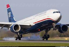 US Airways N272AY Airbus A330-323X