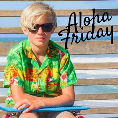 Happy Aloha Friday p