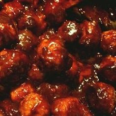 Ground beef, bread crumbs, milk, onion, and egg are included in these baked meatballs. Home-made or bottled barbecue sauce is added for the final 35 minutes of cooking time.