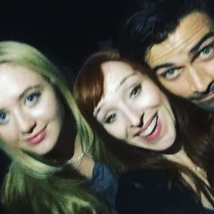Matt Cohen selfie with Ruth Connel // DallasCon '15 #mattcohen
