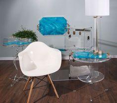 IMAX Corp. Clear Furniture