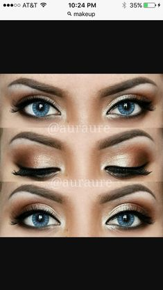 Eyeshadow for any occasion